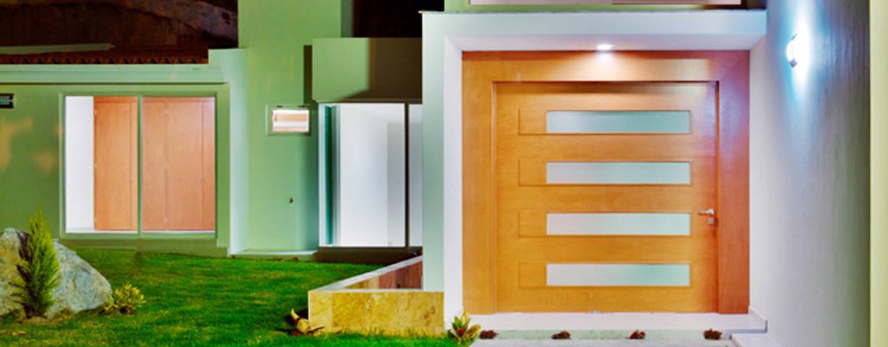 Casas modernas de Excelencia en Diseño Moderno