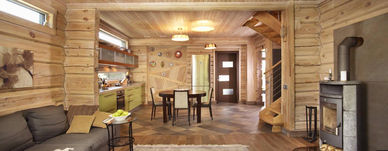 Дом в Морозово:  в . Автор – архитектурная мастерская МАРТ