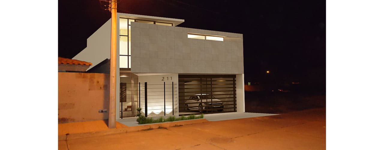 Houses By Lab D Arquitectura