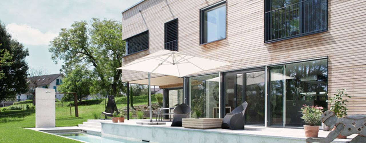 Piscines  de style  par Unica Architektur AG