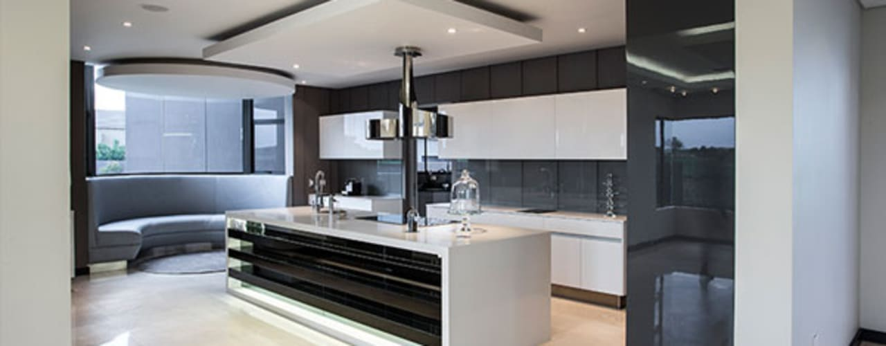 Modern Kitchen by FRANCOIS MARAIS ARCHITECTS Modern