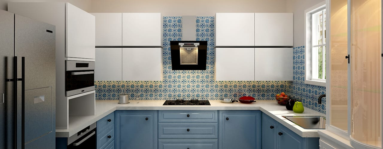 Kitchen by Shreya Bhimani Designs