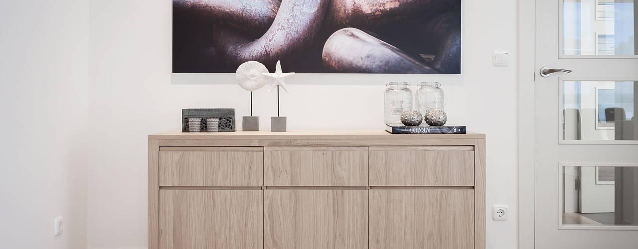 Estibaliz Martín Interiorismo Modern Oturma Odası