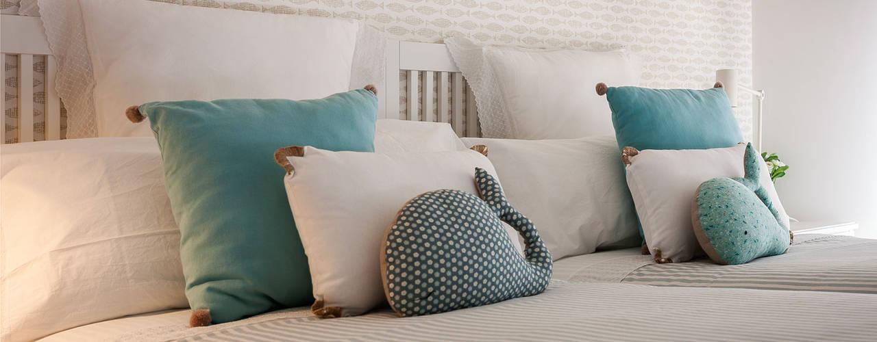 Dormitorios infantiles de estilo moderno de Estibaliz Martín Interiorismo Moderno