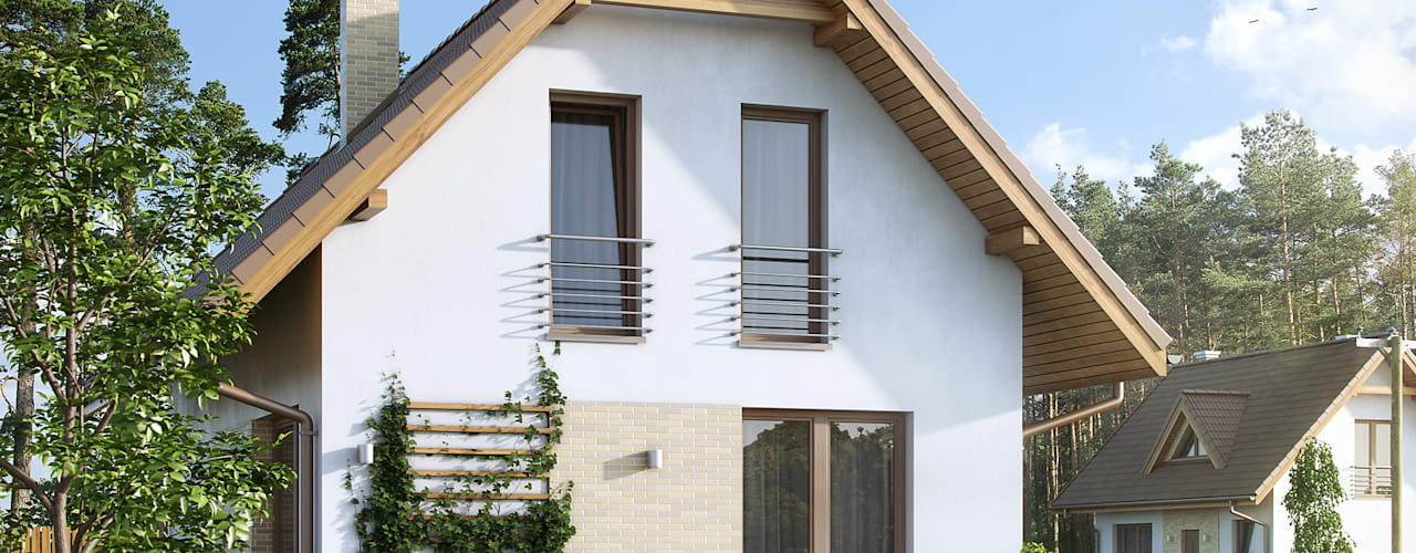 homify Maisons modernes