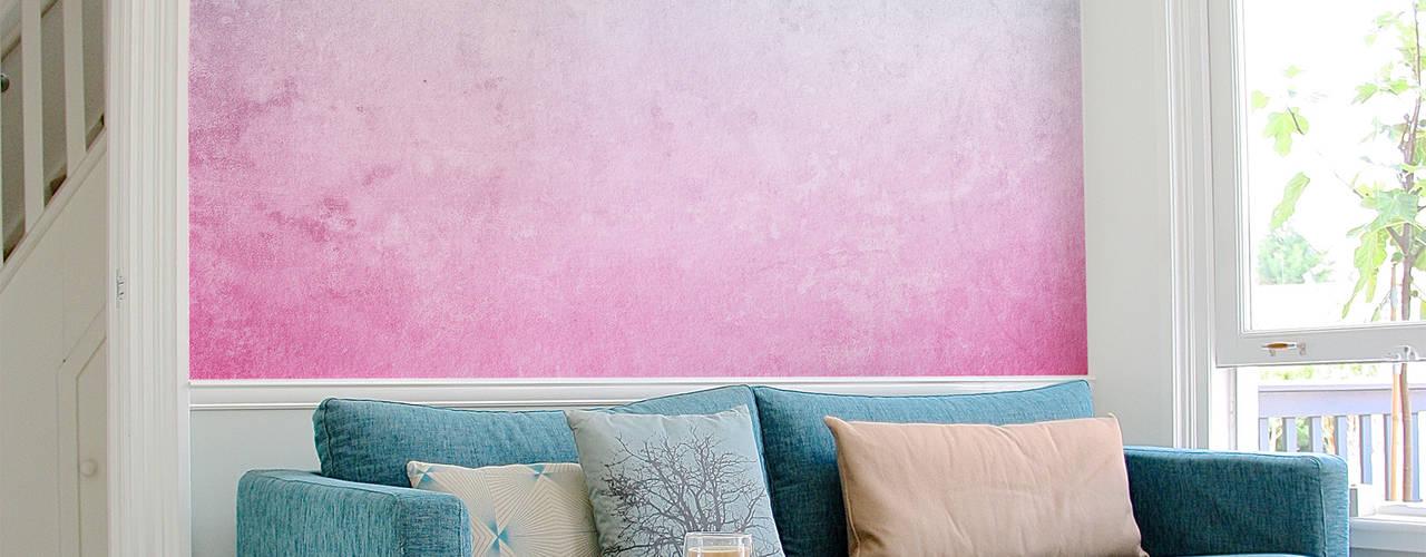 Salones de estilo minimalista de Pixers