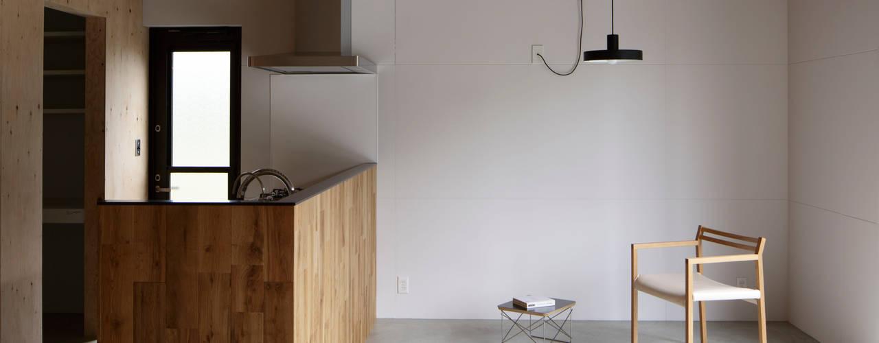 LOFT HOUSE 株式会社CAPD ラスティックデザインの ダイニング