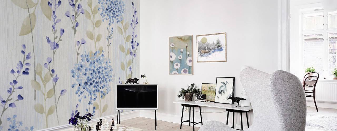Living Room Pixers Soggiorno eclettico Variopinto