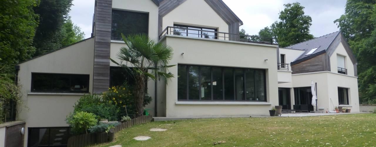 Дома в стиле модерн от Archionline Модерн