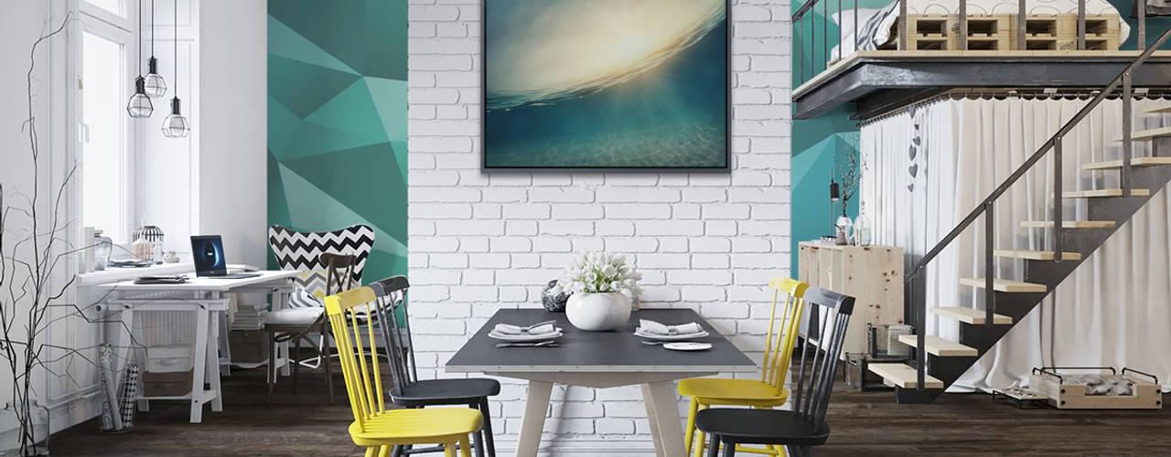 Dining room Modern Yemek Odası Pixers Modern