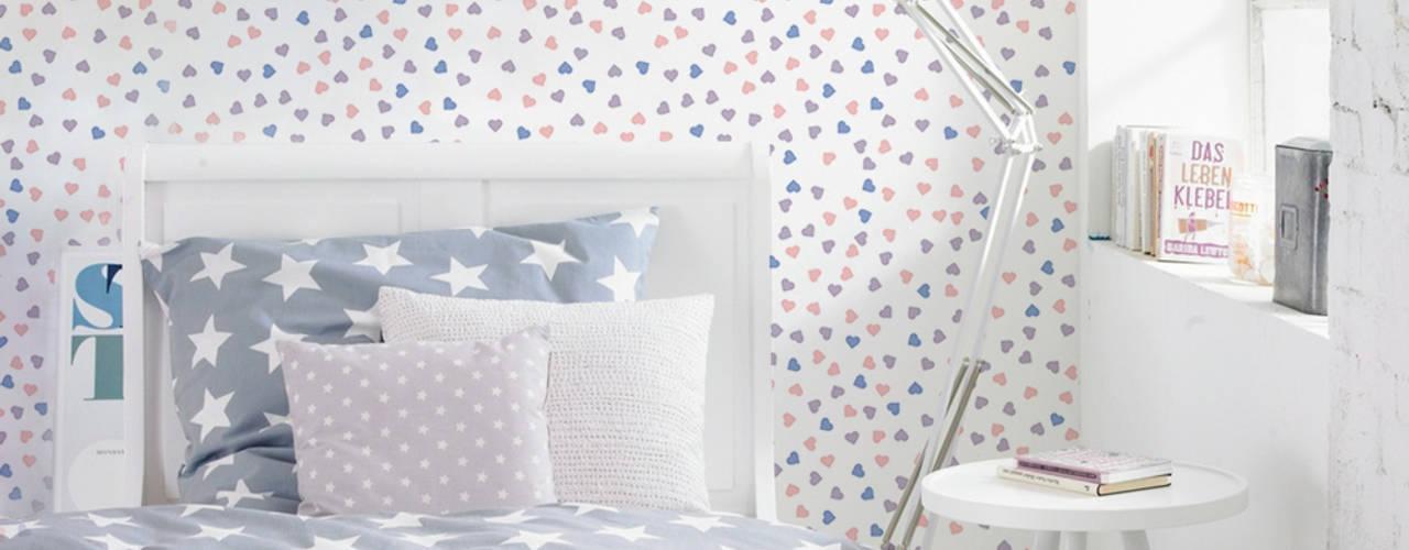 Bedroom Pixers Ausgefallene Schlafzimmer Mehrfarbig