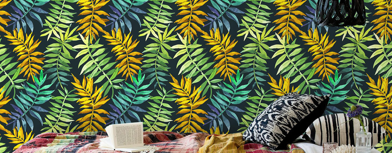 Bedroom Tropical style bedroom by Pixers Tropical