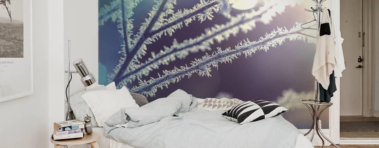 Bedroom Dormitorios de estilo escandinavo de Pixers Escandinavo