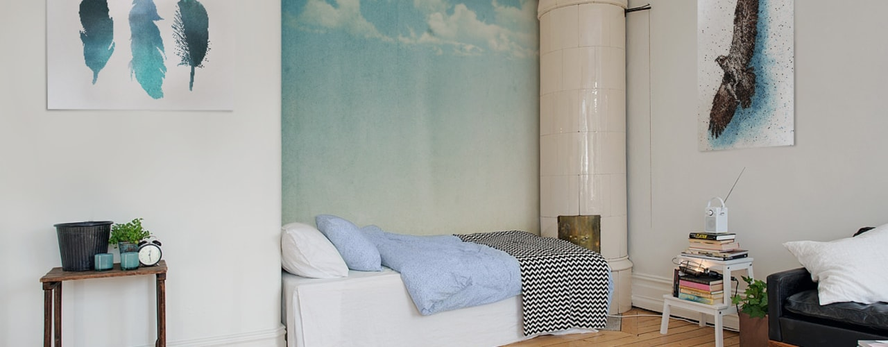 Bedroom Pixers ห้องนอน Blue
