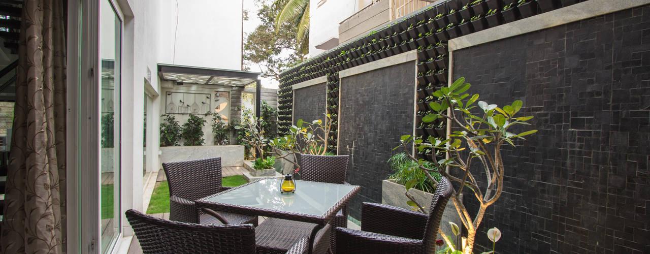 庭院 by A360architects