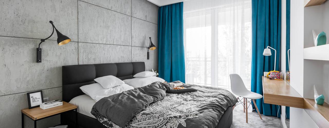 WMA Design Modern Bedroom