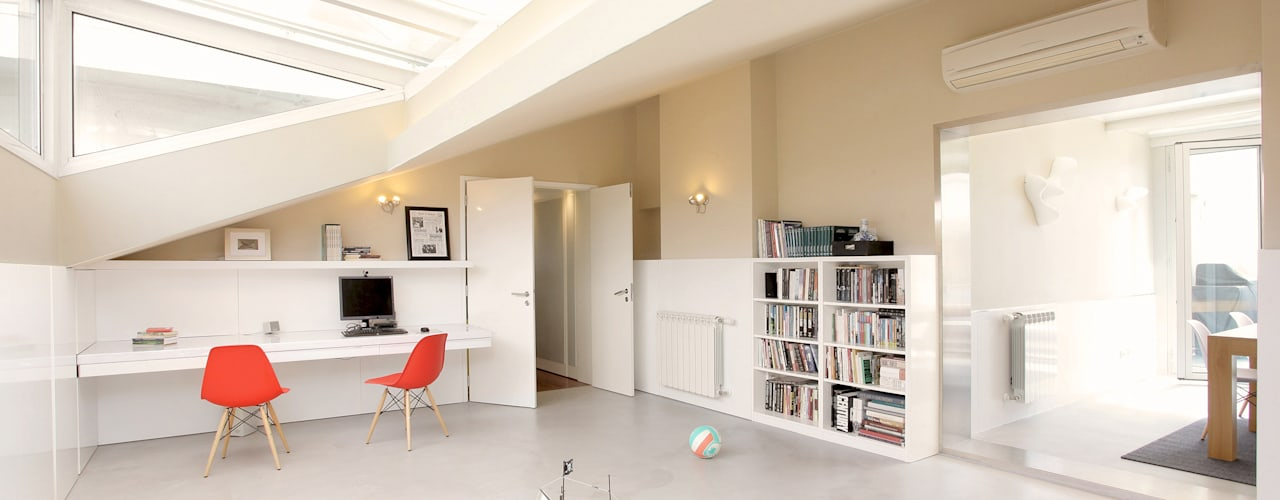 โดย BL Design Arquitectura e Interiores โมเดิร์น