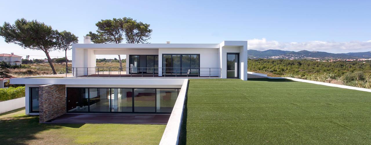 x: Casas modernas por fernando piçarra fotografia