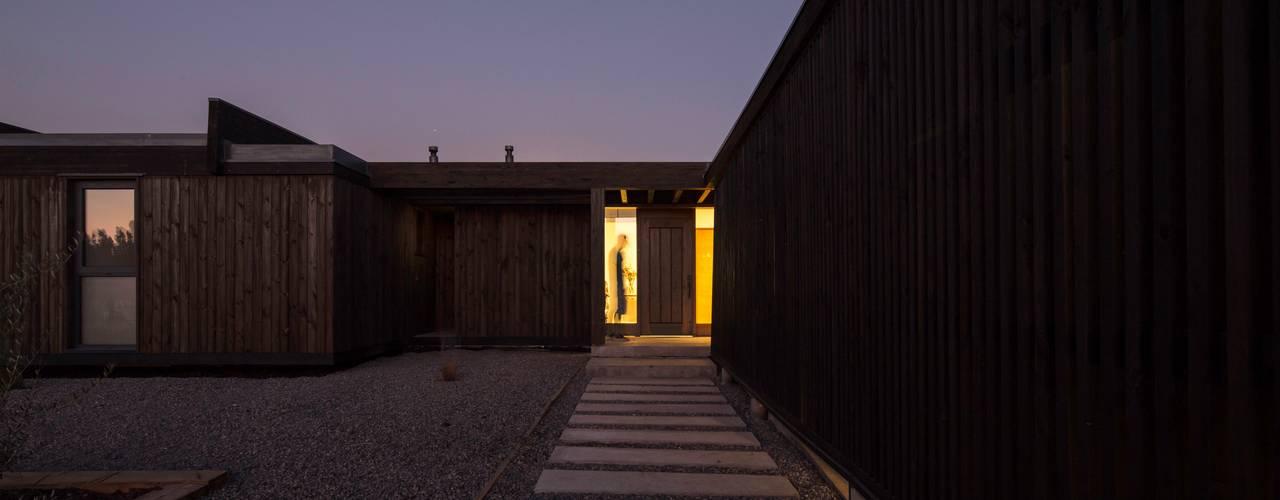 Balcon, Veranda & Terrasse modernes par SUN Arquitectos Moderne