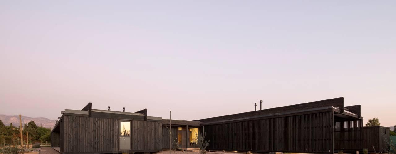 Casas de estilo  por SUN Arquitectos