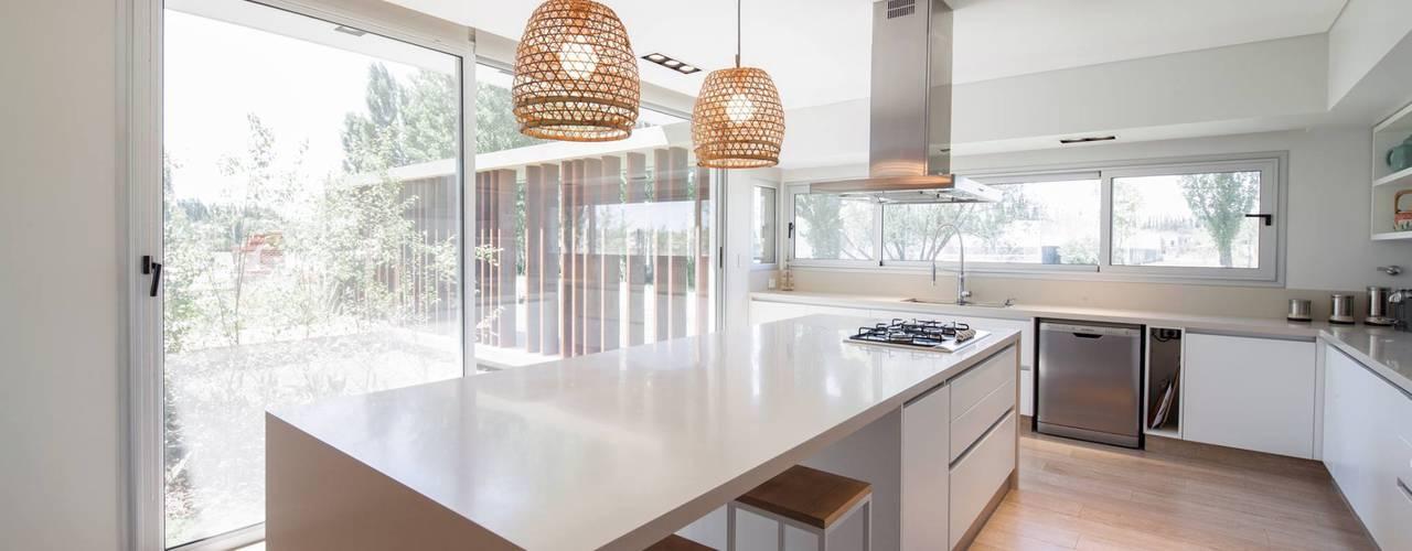 Küche von DMS Arquitectura