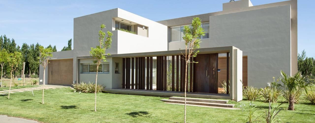 Casas de estilo  por DMS Arquitectura