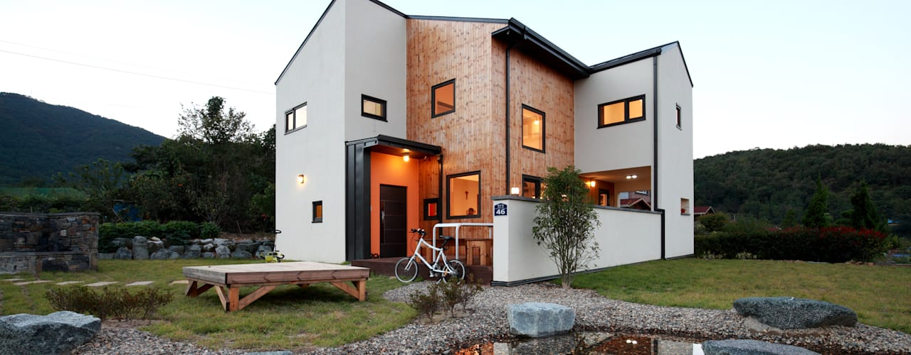 10 beautiful korean houses to inspire your next build - Mansions in south korea ...