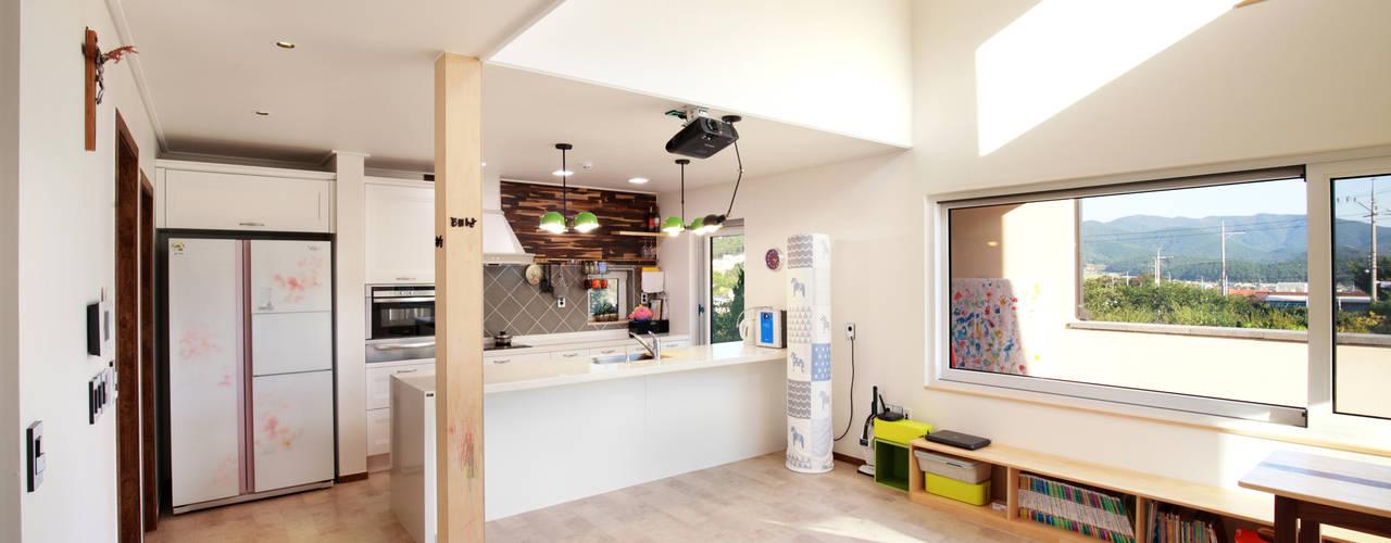 주택설계전문 디자인그룹 홈스타일토토 Cuisine moderne