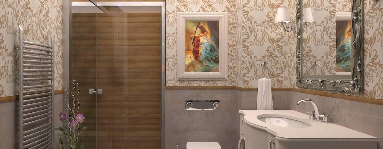 Classic style bathroom by ESA PARK İÇ MİMARLIK Classic