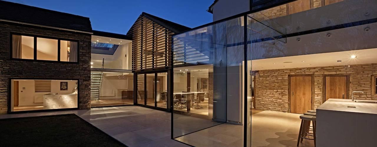 House 141 Minimalistische huizen van Andrew Wallace Architects Minimalistisch