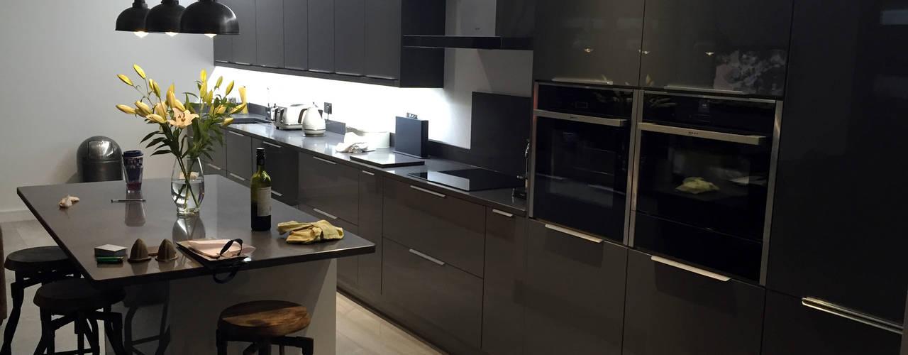 Кухни в . Автор – Robin Ashley Architects,