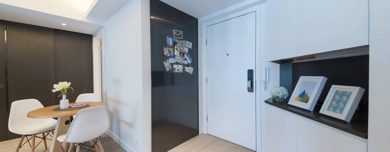 Projekty,   zaprojektowane przez Zip Interiors Ltd