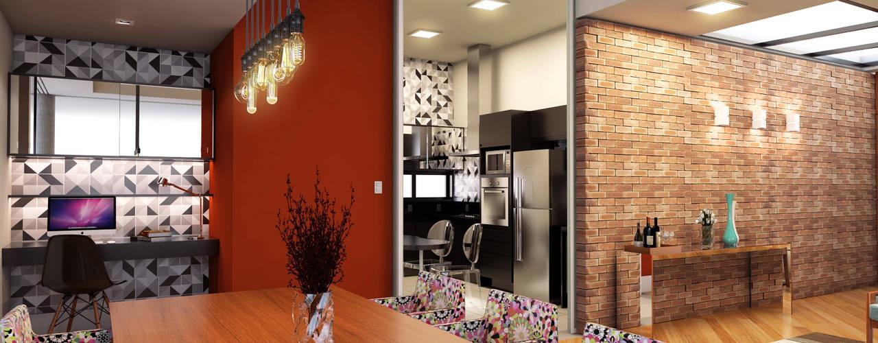 Modern Kitchen by Lozí - Projeto e Obra Modern