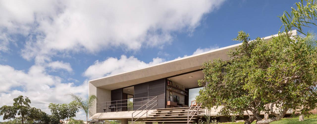 Projekty,  Domy zaprojektowane przez Joana França