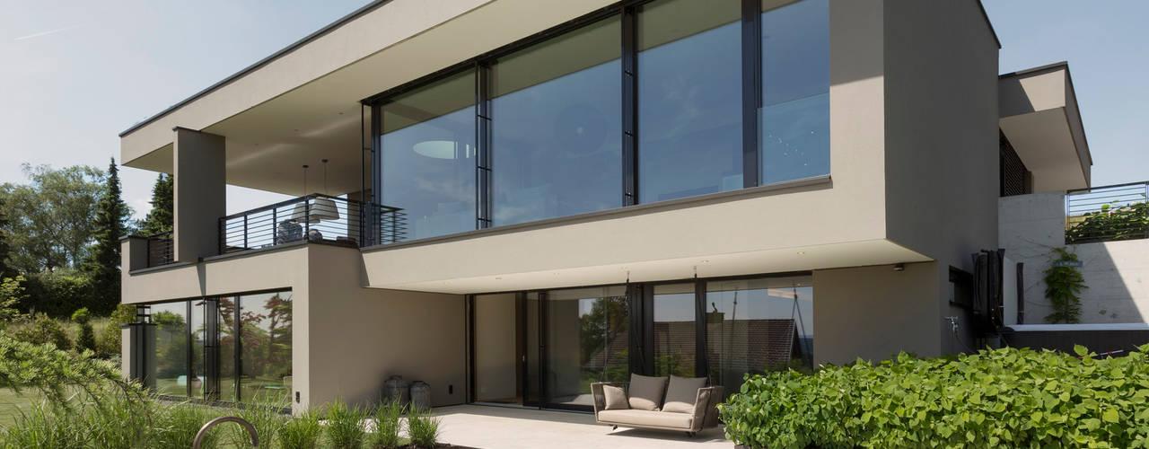 Casas modernas de meier architekten zürich Moderno