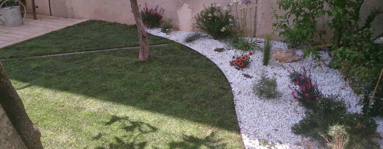 AEN Paysagesが手掛けた庭