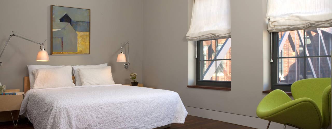 Adams Morgan Master Bedroom Lighting  :  Bedroom by Hinson Design Group
