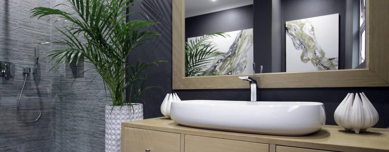 Badezimmer von JSD Interiors,