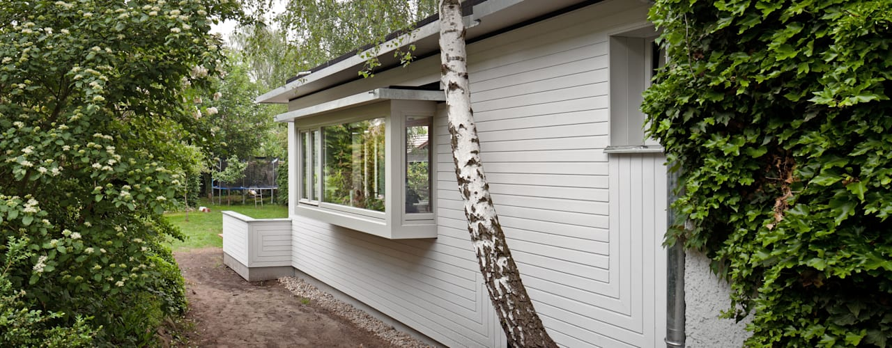 kleinOud Case moderne di brandt+simon architekten Moderno