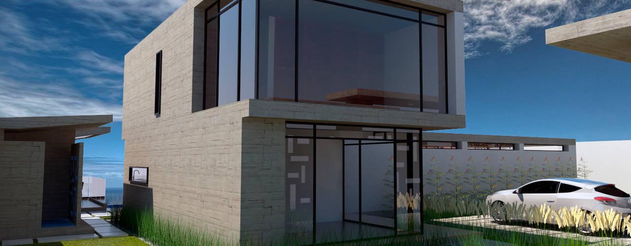 Casas de estilo  por Atahualpa 3D, Moderno