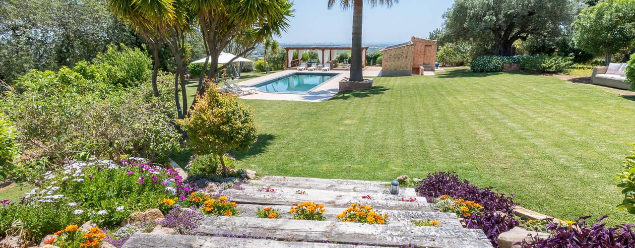 Um Jardim de Luxo Jardins mediterrânicos por Pedro Queiroga | Fotógrafo Mediterrânico