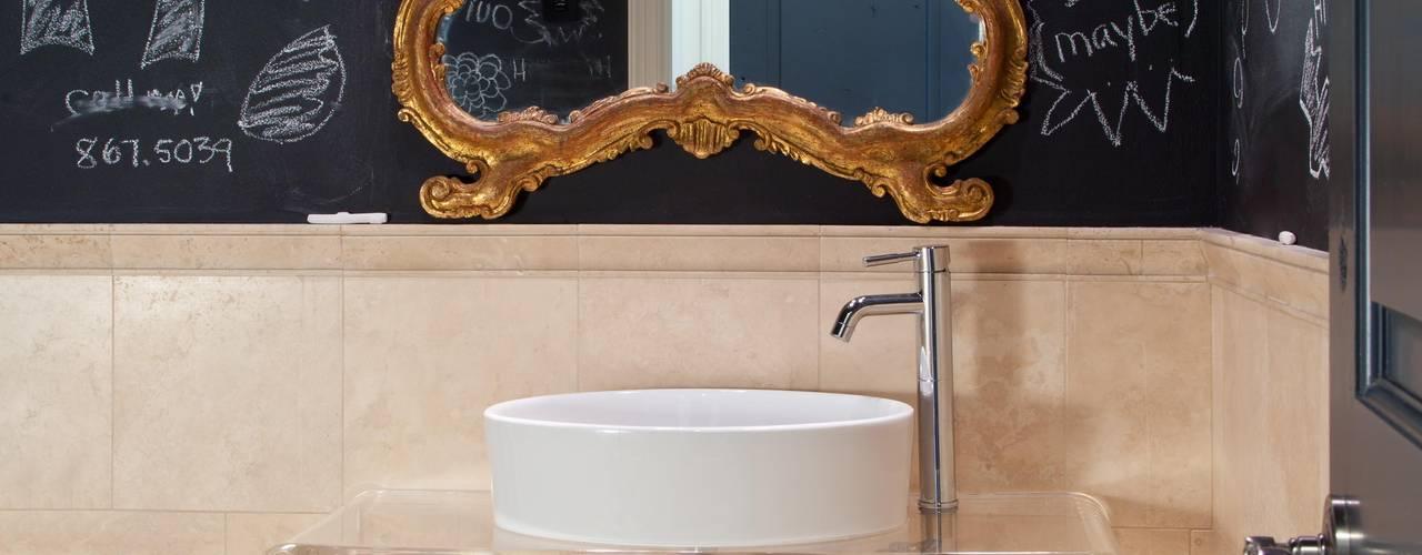 حمام تنفيذ Andrea Schumacher Interiors