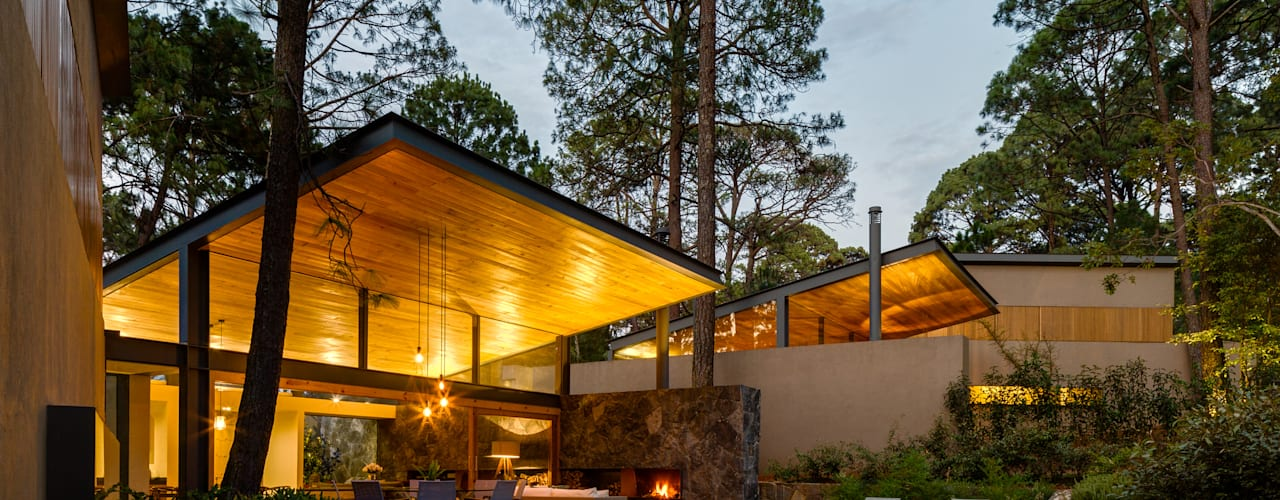 منازل تنفيذ Weber Arquitectos