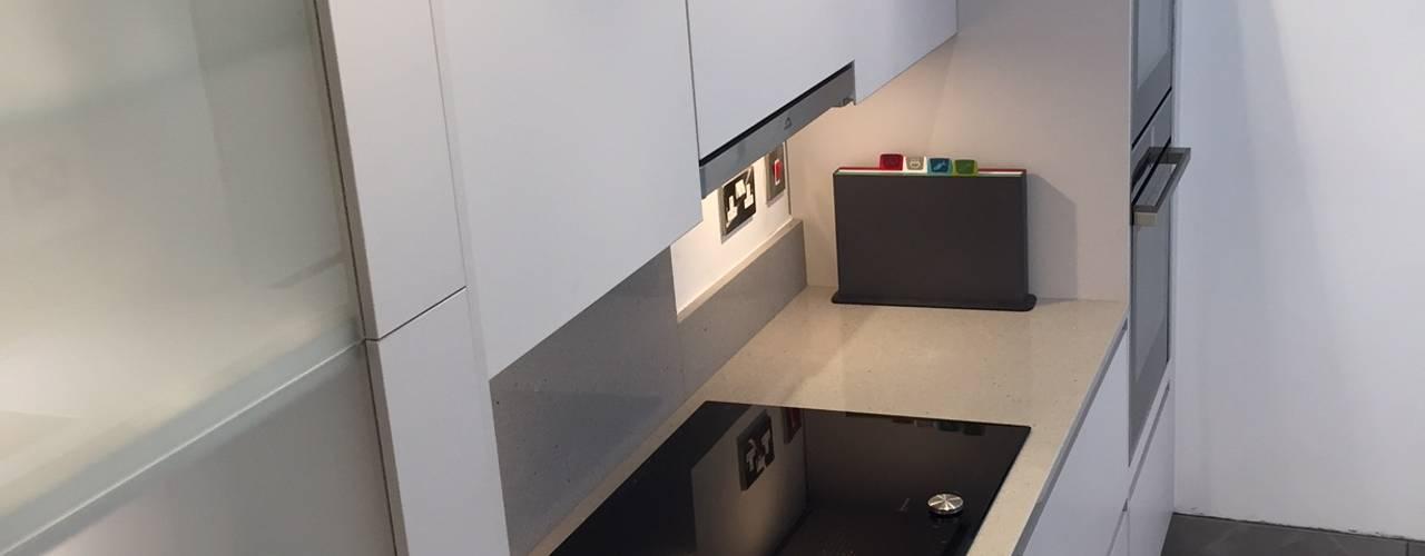 Projekty,  Kuchnia zaprojektowane przez Eco German Kitchens