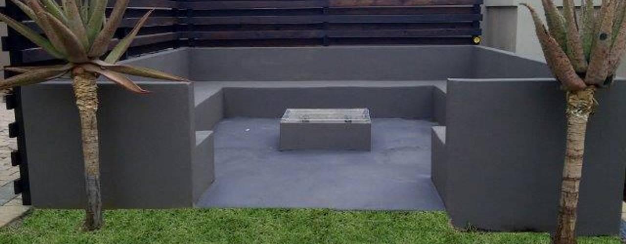 Moderne tuinen van Liquid Landscapes Modern