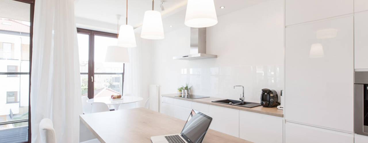 Minimalistische keukens van Perfect Space Minimalistisch