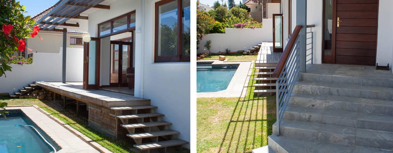 House Cape Town - Babett Frehrking Architect:  Houses by Babett Frehrking Architect