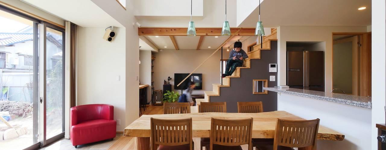 餐廳 by 池田デザイン室(一級建築士事務所)