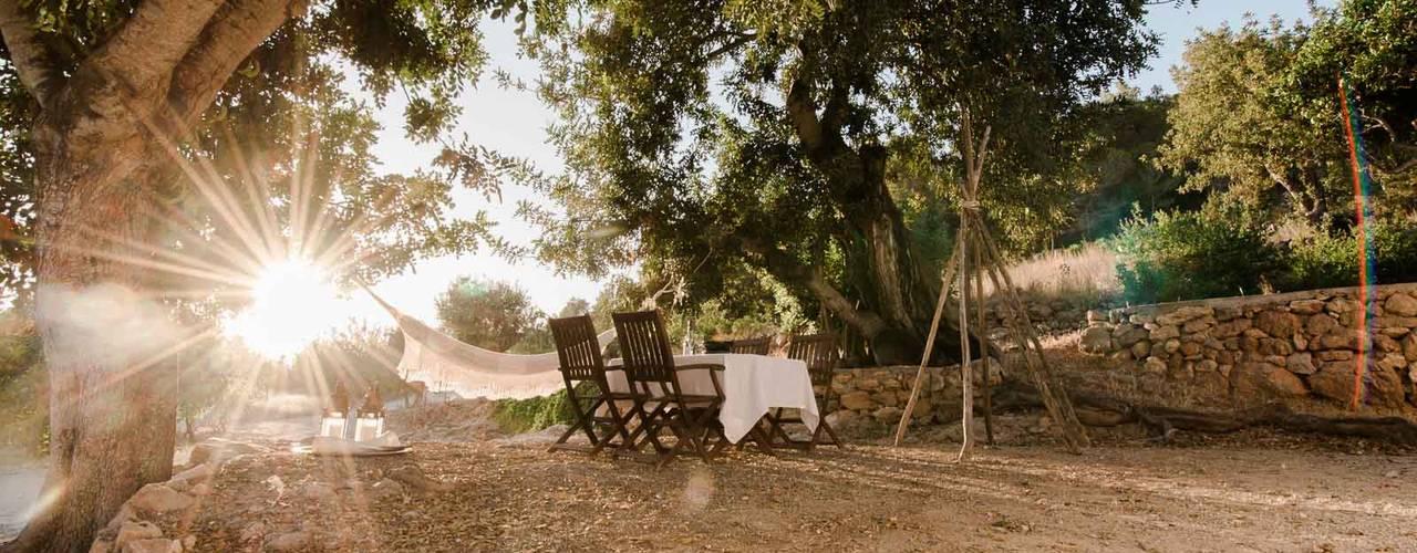 Taman Gaya Mediteran Oleh Ibiza Interiors - Nederlandse Architect Ibiza Mediteran
