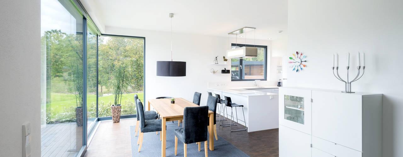 sebastian kolm architekturfotografie Modern Yemek Odası